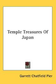 Temple Treasures Of Japan PDF