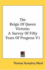 The Reign Of Queen Victoria PDF