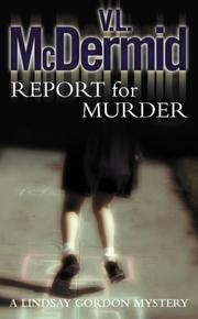 Report for Murder PDF