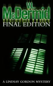 Final Edition by Val McDermid
