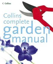 Collins Complete Garden Manual