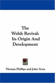 The Welsh Revival by Thomas Phillips