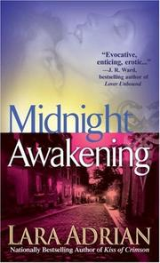 Midnight Awakening (The Midnight Breed, Book 3) by Lara Adrian