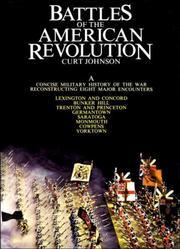 Battles of the American Revolution PDF