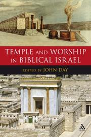 Temple and Worship in Biblical Israel PDF