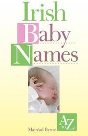 Irish Baby Names PDF