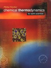 Chemical thermodynamics for earth scientists PDF