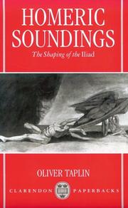 Homeric soundings PDF
