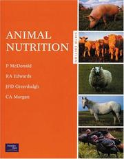 Animal nutrition