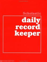 Instructor Daily Record Keeper (Grades K-8) PDF