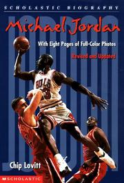Cover of: Michael Jordan by Chip Lovitt