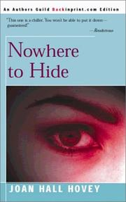Nowhere to Hide PDF