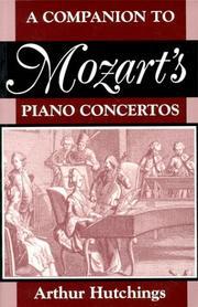 A companion to Mozart's piano concertos PDF