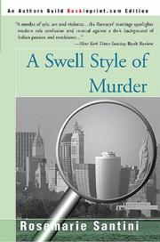 A Swell Style of Murder PDF