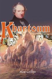 Cover of: Khartoum by Alan Caillou
