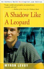 A Shadow Like a Leopard PDF