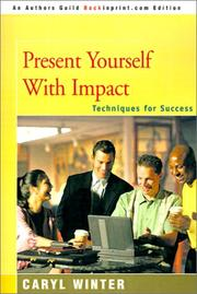 Present yourself with impact PDF