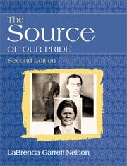 The source of our pride by LaBrenda Garrett-Nelson
