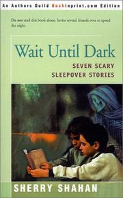 Wait Until Dark PDF