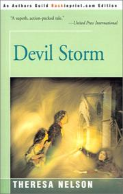 Devil Storm by Theresa Nelson