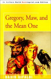 Gregory, Maw, and the Mean One PDF
