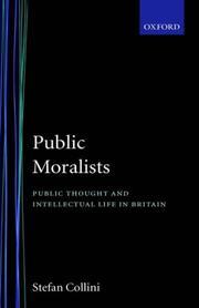 Public moralists PDF