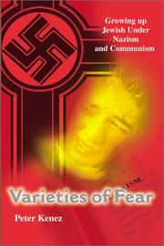 Varieties of fear by Peter Kenez