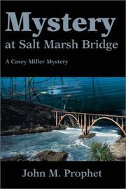 Mystery at Salt Marsh Bridge PDF