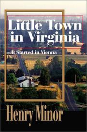 Little Town in Virginia PDF