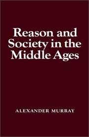Reason and society in the Middle Ages PDF