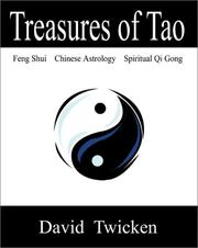 Treasures of Tao by David Twicken