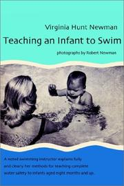 Teaching an infant to swim by Virginia Hunt Newman