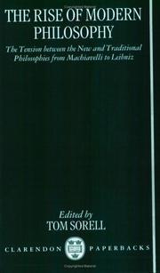 The Rise of Modern Philosophy PDF