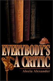 Everybody's a Critic PDF