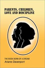 Parents, Children, Love and Discipline PDF