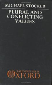 Plural and conflicting values PDF
