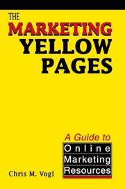 The Marketing Yellow Pages PDF