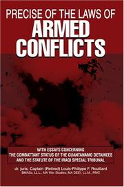 Precise of the Laws of Armed Conflicts PDF