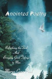 Anointed Poetry PDF