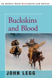Buckskins and Blood PDF
