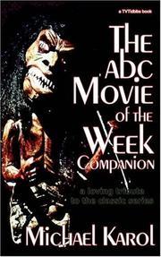 The ABC Movie of the Week Companion PDF
