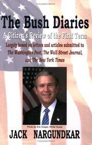 The Bush Diaries PDF