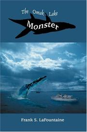 The Omak Lake Monster PDF