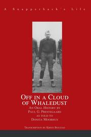 Off in a Cloud of Whaledust PDF