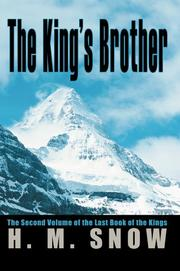 The King's Brother PDF