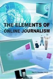 The Elements of Online Journalism PDF