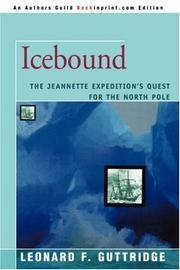 Icebound by Leonard F. Guttridge