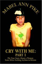 Cry With Me: Part 1 PDF