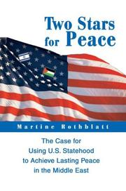 Two Stars for Peace PDF