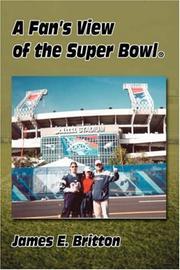 A Fan's View of the Super Bowl PDF